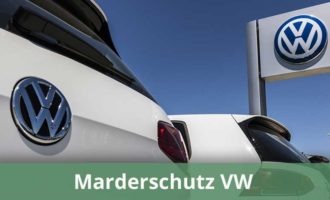 Marderabwehr Volkswagen